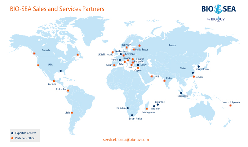 sales and services partners