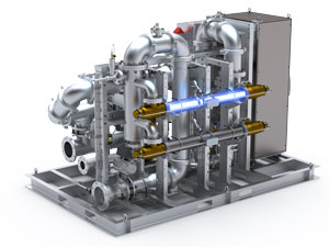 bio-sea skid-mounted ballast water treatment system