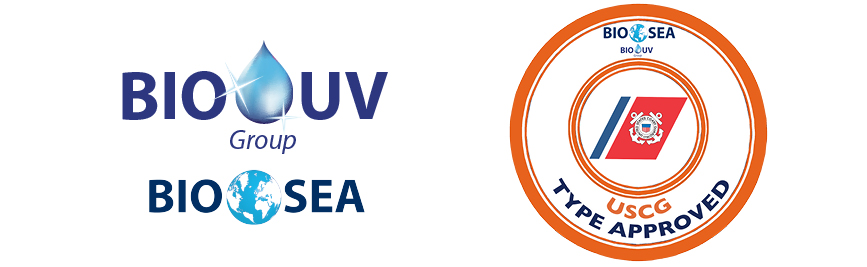 BIO-SEA system is USCG type approved