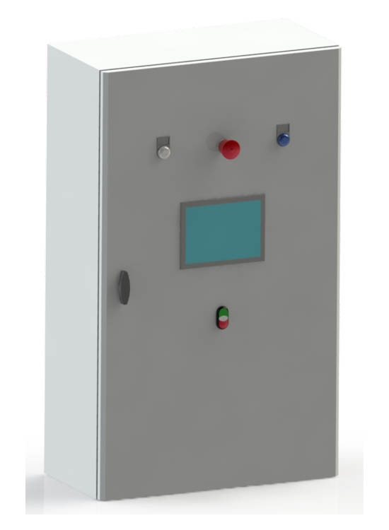 cabinet control of bio-sea automatic ballast water treatment system