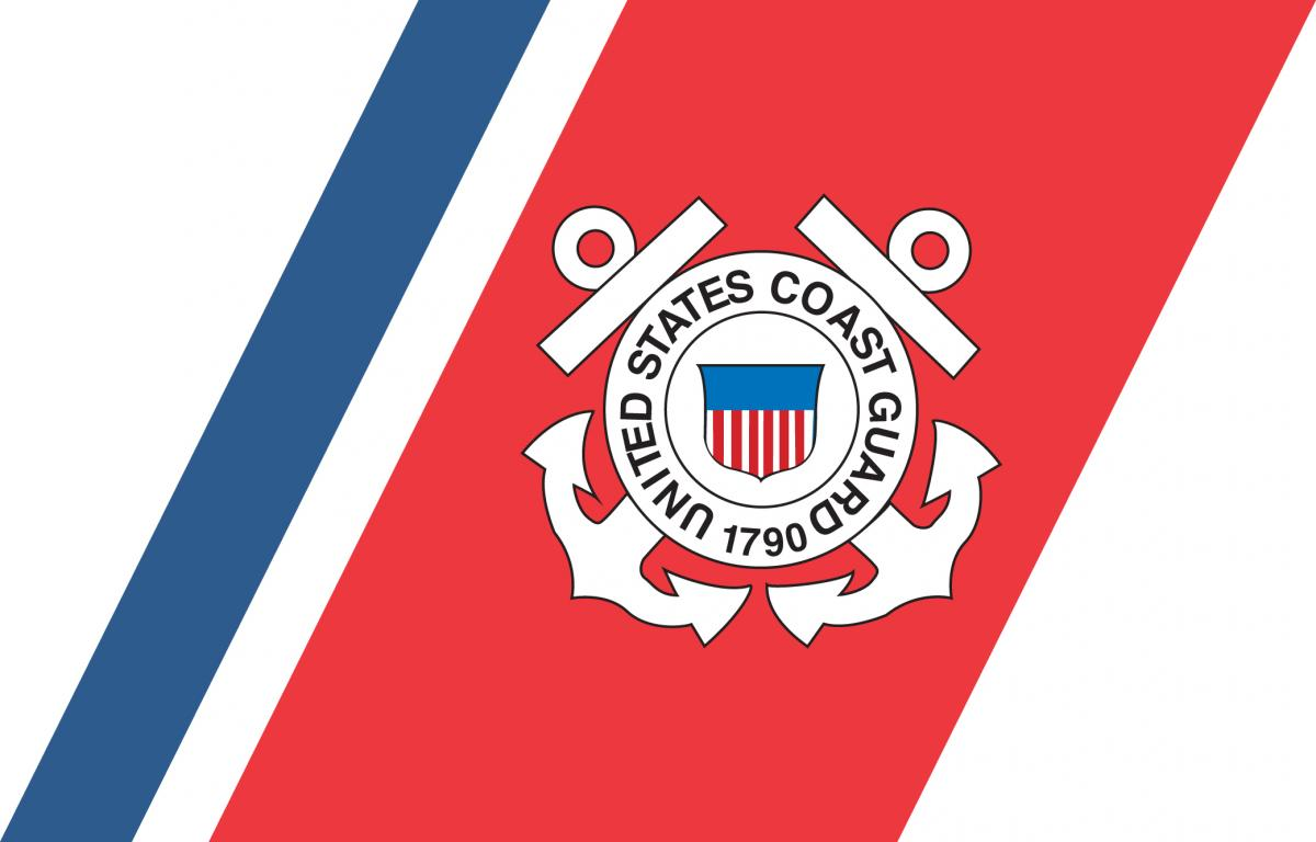 The United States Coast Guard logo