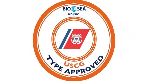 BIO-UV Group is Type Approved by the USCG for its BIO-SEA system